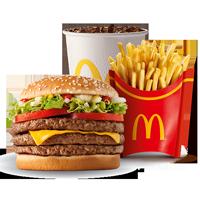 McCombo Triple Mac Grande