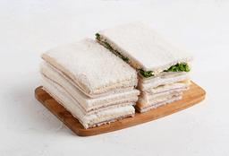 12 Sándwiches Mixtos Surtidos