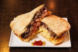Sándwich Americano Recargado
