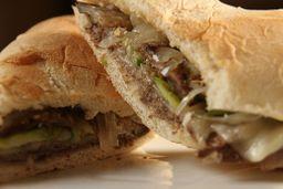 Sándwich de Ternera Grill