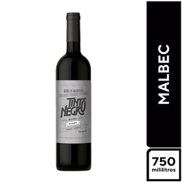 Tinto Negro Malbec 750 ml