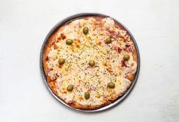 Pizza Mozzarella x 2