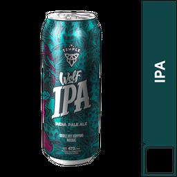 Temple Wolf Ipa 473 ml