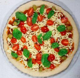 Pizza de Tomate & Albahaca