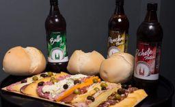 Picada Tradicional para 6 y Cerveza