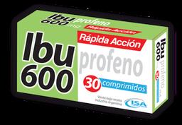 Ibuprofeno 600 Mg