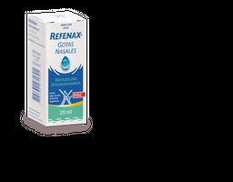 Refenax Descongestivo Nasal (100 mg/ 100 mg)