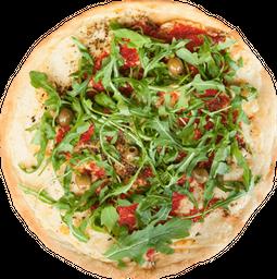 Mozzarella y Rúcula Fresca