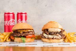 Combo Burger Special x 2