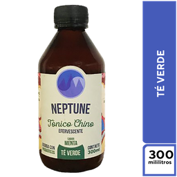 Neptune Kombucha Té Verde 300 ml