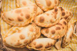 Empanada de Pollo & Hongos