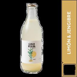 Coloreada de Jengibre & Limón 500 ml