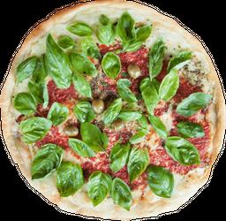 Mozzarella y Albahaca Fresca
