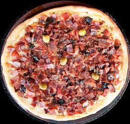 Pizza Mozzarella & Panceta