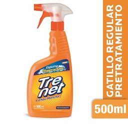 Quitamanchas Trenet Efecto Espuma 500Ml