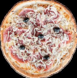 Pizza Americana con Jamón