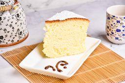 Cheesecake Japonés de Limón