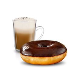 Donut de Chocolate & Café