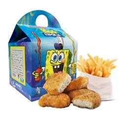 Cajita Nuggets x 5