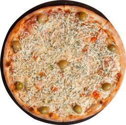 Pizzeta 3 Quesos