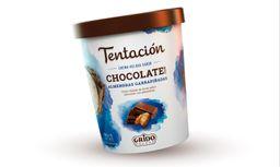Tentación Chocolate con Almendras 1 L