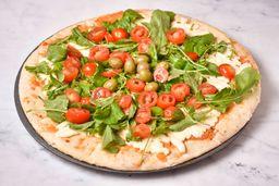 Pizza de Rúcula para Hornear