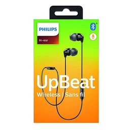 Phillips Auriculares In-Ear Bluetooth Shb3595Bk/10