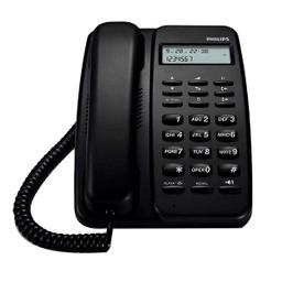 Phillips Teléfono Fijo Philips CRD150B/77