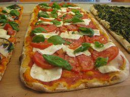 Porción de Pizza Capresse