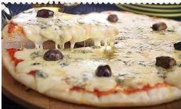Porción de Pizza de Roquefort