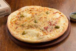Pizza Mozzarella & Provolone