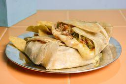 Burrito de Campechana