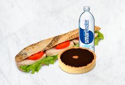 Menú Sándwich & Postre
