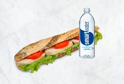 Combo Sándwich & Bebida