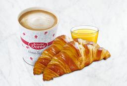 Desayuno París