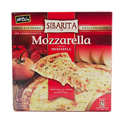 Pizza sibarita