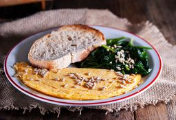 Omelette Provolone