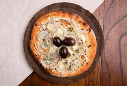Pizzetinha Fugazza y Roquefort