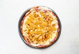 Pizza de Ananá & Jamón