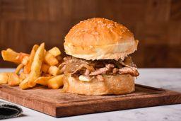 Combo Pork Burger