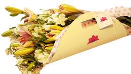 The Flower Company Ramo Liliums y Alstroemerias Pack Premium