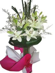 The Flower Company Jarrón de Liliums