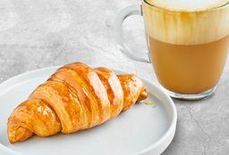 Croissant & Bebida