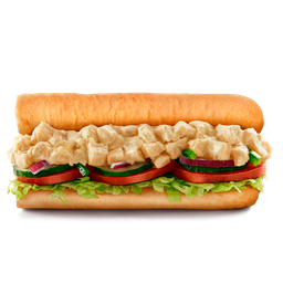 Sub Pollo Cream Cheese 15 cm
