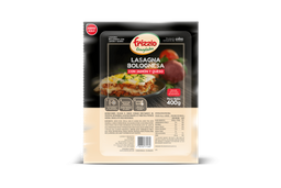 Lasagna Bolognesa con Jamón & Queso
