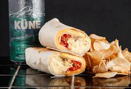 Burrito Capote & Cerveza