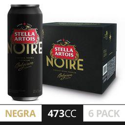 Stella Artois Cerveza Noire