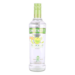 Vodka Smirnoff Green Apple 700 Ml