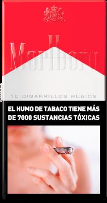 Cigarrillos Marlboro 10