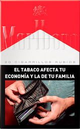 Cigarrillos Marlboro Red Box 20U